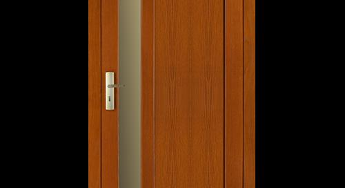 Classic kollekció, fa bejárati ajtók