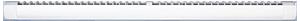 Fa ablak nyomáskülönbséggel vezérelt szellőző fehér színben