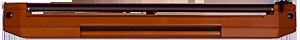 Fa ablak pára szabályozású szellőző V2