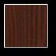 Fenyő bejárati fa ajtó Dió színben