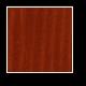 Fenyő bejárati fa ajtó Teak színben