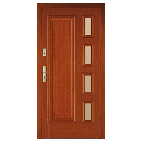 Luxury kollekció, fa bejárati ajtók